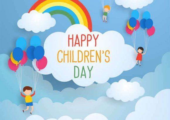 Happy Children's Day!