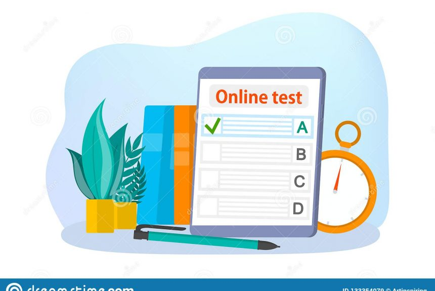 Term/Session online tests